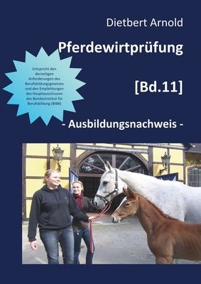 Mehr zum Ausbildungsnachweis für Pferdewirte findet Ihr hier.
