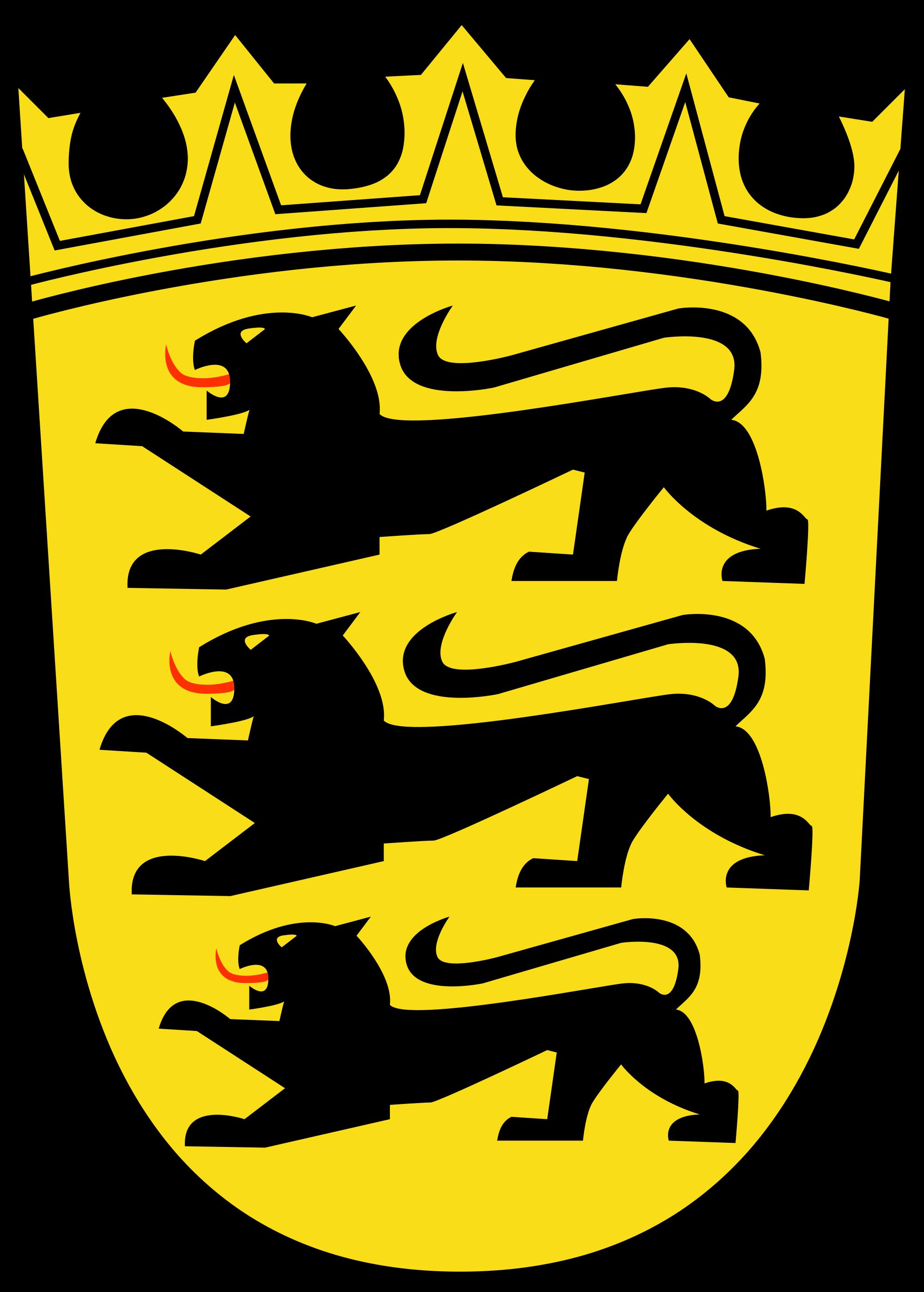Wappen Baden_Württemberg