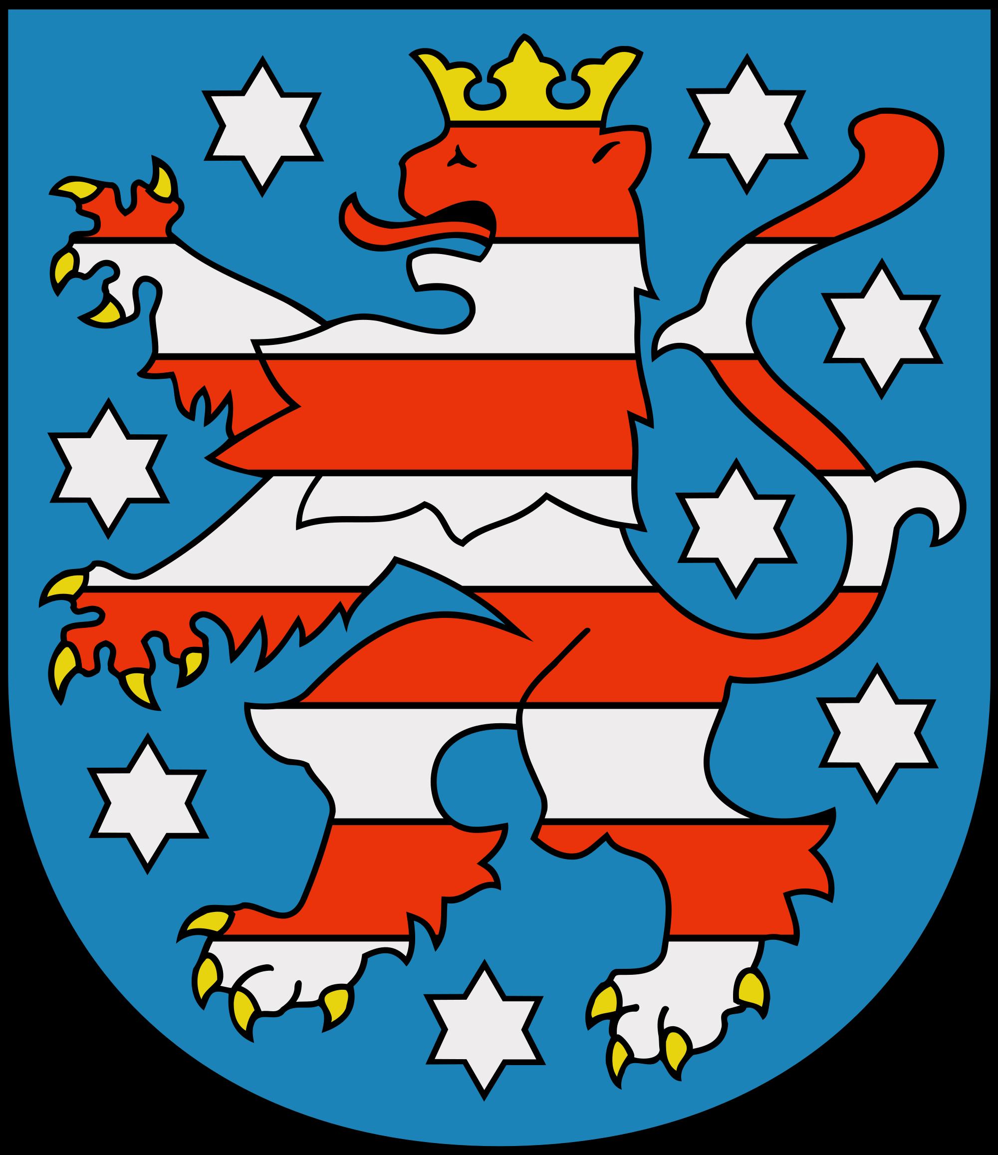 Wappen_Thüringen